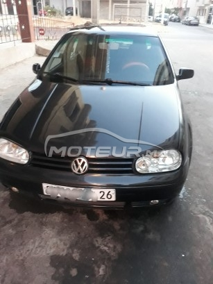Voiture Volkswagen Golf 4 2003 à bouznika  Diesel  - 8 chevaux