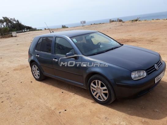 Voiture au Maroc VOLKSWAGEN Golf 4 - 154447
