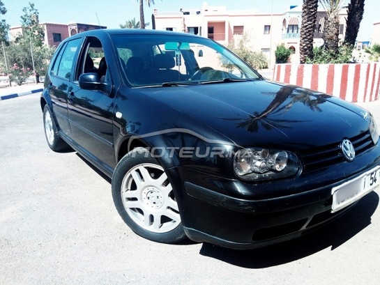 سيارة في المغرب فولكزفاكن جولف 4 1,9 tdi 110 ch - 234835