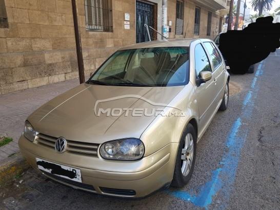 Voiture au Maroc VOLKSWAGEN Golf 4 Tdi 130 ch - 267264