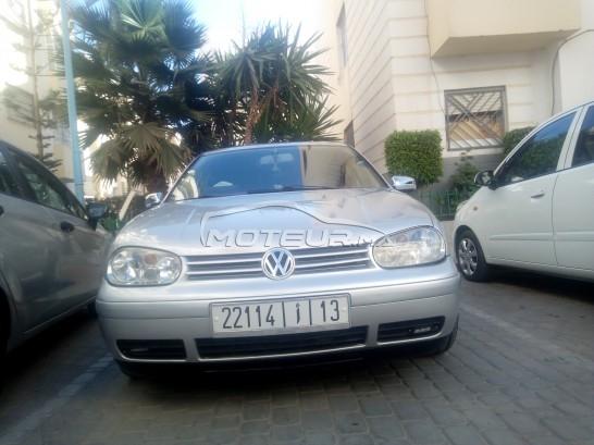 Voiture Volkswagen Golf 4 2002 à guelmim  Diesel  - 8 chevaux