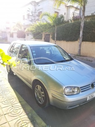 Voiture au Maroc VOLKSWAGEN Golf 4 - 259456