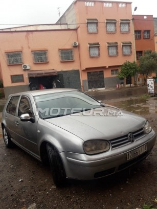 Voiture Volkswagen Golf 4 2003 à marrakech  Diesel  - 8 chevaux