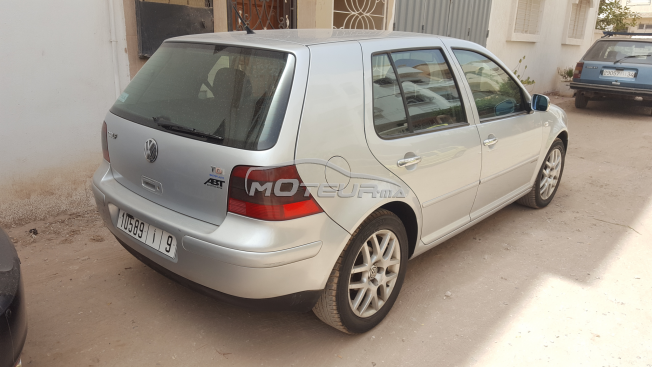 volkswagen golf 4 tdi 150 ch 2001 diesel 174601 occasion agadir maroc. Black Bedroom Furniture Sets. Home Design Ideas