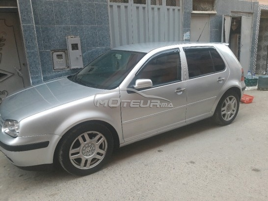 سيارة في المغرب فولكزفاكن جولف 4 - 216393