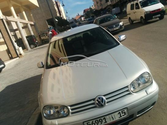 سيارة في المغرب فولكزفاكن جولف 4 - 206473