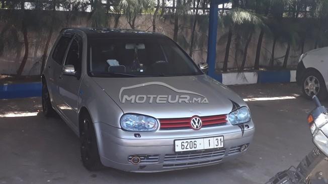 Voiture Volkswagen Golf 4 2003 à casablanca  Diesel  - 8 chevaux
