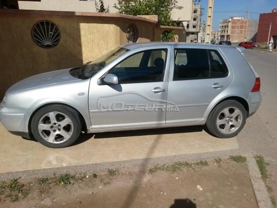 سيارة في المغرب فولكزفاكن جولف 4 - 157554