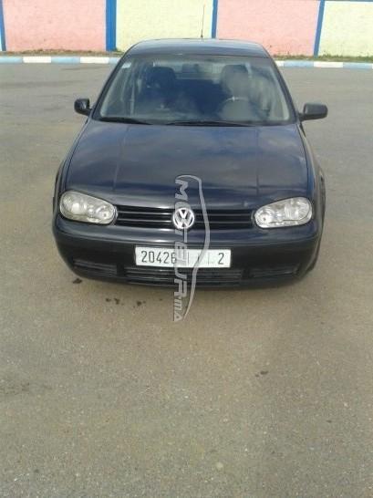 سيارة في المغرب فولكزفاكن جولف 4 - 203518