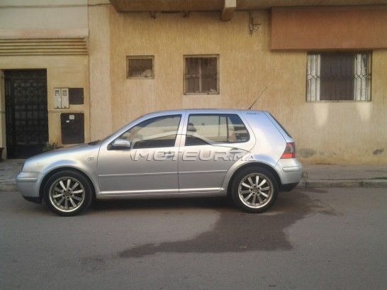 سيارة في المغرب VOLKSWAGEN Golf 4 1.4 - 252306