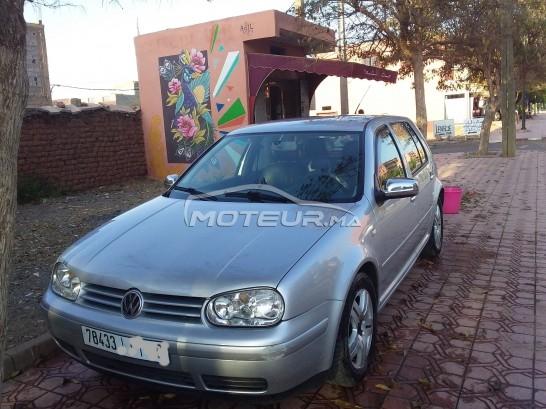 Voiture Volkswagen Golf 4 2001 à marrakech  Diesel  - 8 chevaux