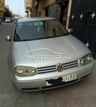 Voiture au Maroc VOLKSWAGEN Golf 4 - 260346