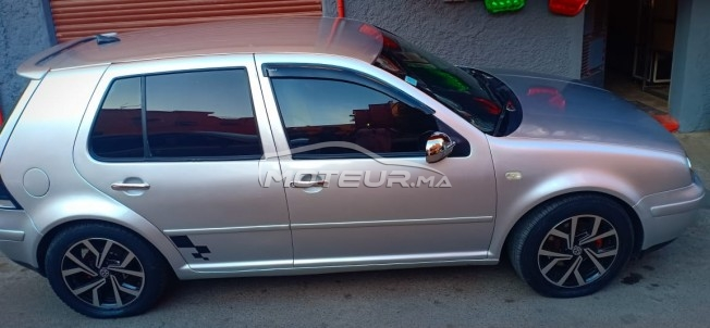 Voiture Volkswagen Golf 4 2000 à marrakech  Diesel  - 8 chevaux