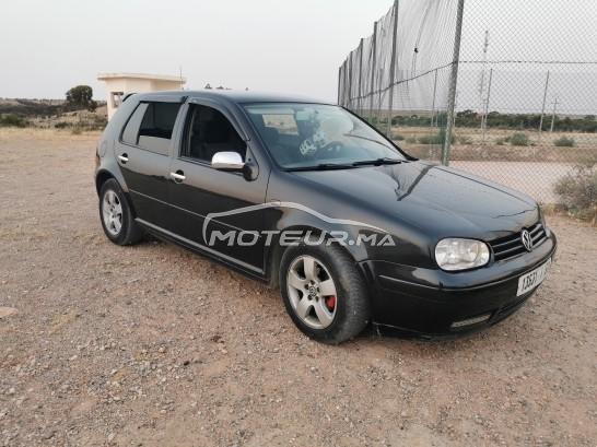 Voiture Volkswagen Golf 4 2000 à taourirte  Essence  - 8 chevaux