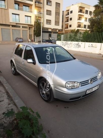 Voiture Volkswagen Golf 4 2001 à casablanca  Diesel  - 8 chevaux