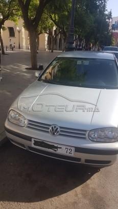 سيارة في المغرب فولكزفاكن جولف 4 - 167943