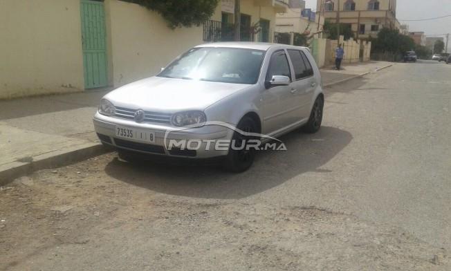 Voiture au Maroc VOLKSWAGEN Golf 4 Zebra - 230777
