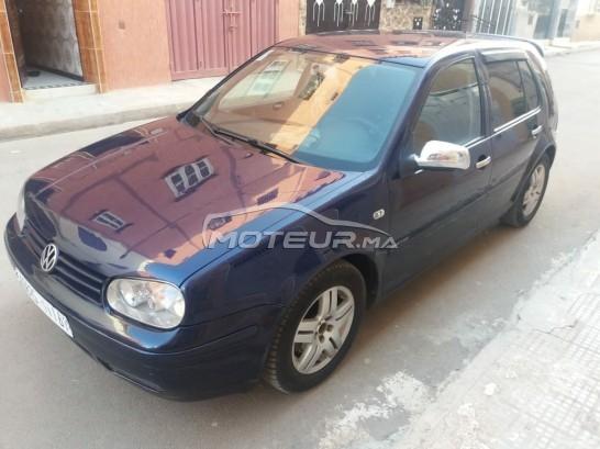 سيارة في المغرب فولكزفاكن جولف 4 - 225261