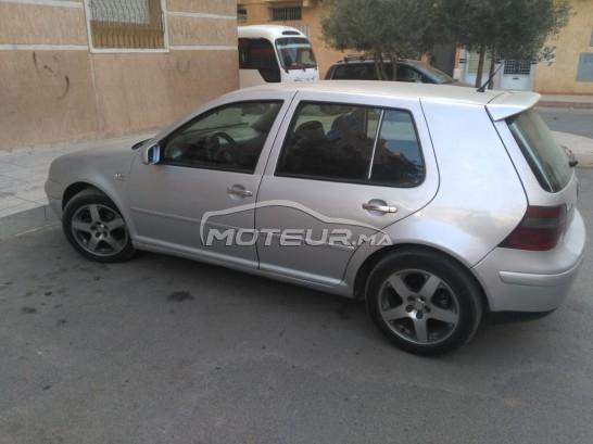 Voiture au Maroc VOLKSWAGEN Golf 4 1.9 tdi - 233391