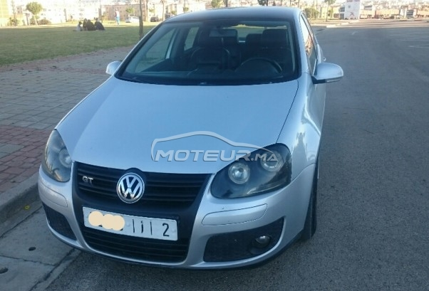 سيارة في المغرب فولكزفاكن جولف 5 2.0 gt - 225560