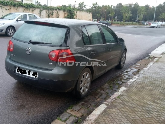 volkswagen golf 5 2011 diesel 148159 occasion casablanca. Black Bedroom Furniture Sets. Home Design Ideas