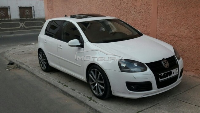 volkswagen golf 5 gt sport 2008 diesel 151201 occasion safi maroc. Black Bedroom Furniture Sets. Home Design Ideas