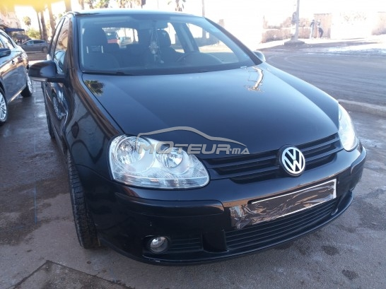 volkswagen golf 5 2007 diesel 143244 occasion khouribga. Black Bedroom Furniture Sets. Home Design Ideas