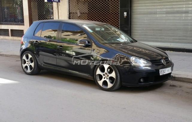 سيارة في المغرب فولكزفاكن جولف 5 Pack gti - 160329