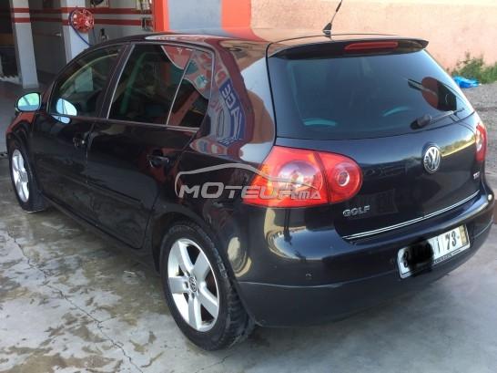 سيارة في المغرب فولكزفاكن جولف 5 1.9 tdi gt sport - 204504
