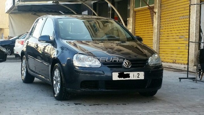 سيارة في المغرب فولكزفاكن جولف 5 1.9 tdi - 181113