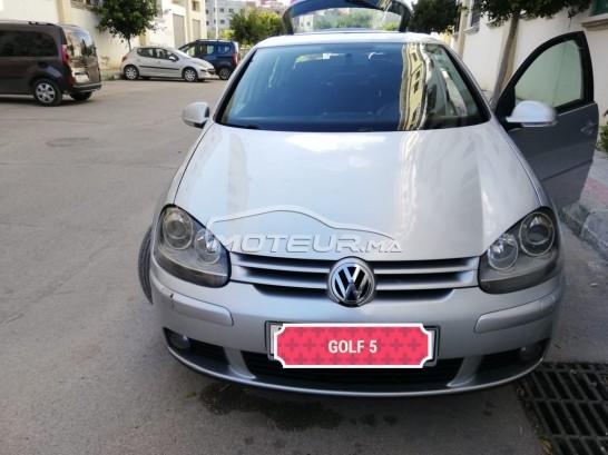 سيارة في المغرب VOLKSWAGEN Golf 5 - 259408