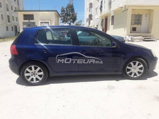 سيارة في المغرب فولكزفاكن جولف 5 - 217872