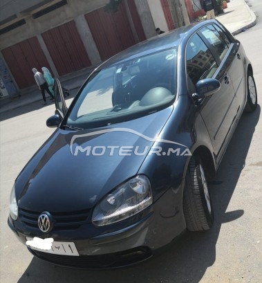 Voiture Volkswagen Golf 5 2004 à rabat  Diesel  - 8 chevaux