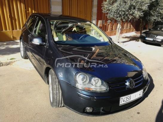 سيارة في المغرب VOLKSWAGEN Golf 5 1.9 tdi - 242718