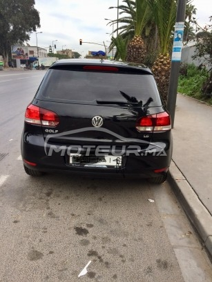 VOLKSWAGEN Golf 6 1,6l مستعملة