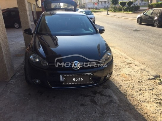 سيارة في المغرب فولكزفاكن جولف 6 - 229967