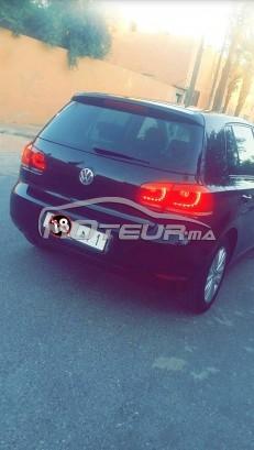 سيارة في المغرب فولكزفاكن جولف 6 - 214944