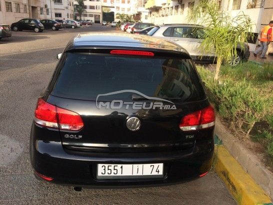 volkswagen golf 6 occasion maroc annonces voitures page 2. Black Bedroom Furniture Sets. Home Design Ideas