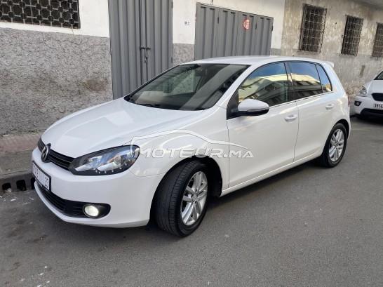 سيارة في المغرب VOLKSWAGEN Golf 6 1.6 tdi - 294383