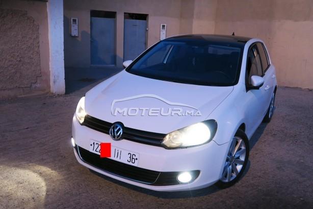 سيارة في المغرب فولكزفاكن جولف 6 1.6 tdi 110 ch highline - 233022
