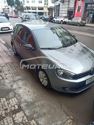 VOLKSWAGEN Golf 6 occasion