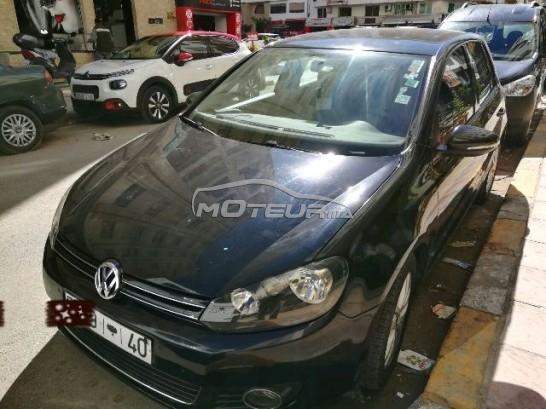 سيارة في المغرب فولكزفاكن جولف 6 2.0 tdi 140 cv - 206043
