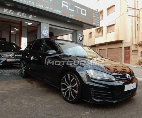 سيارة في المغرب VOLKSWAGEN Golf 7 Gtd - 254550