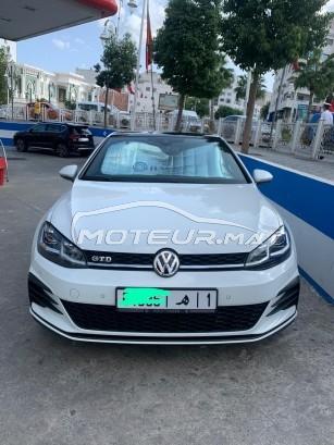 Voiture Volkswagen Golf 7 2017 à tanger  Diesel  - 8 chevaux