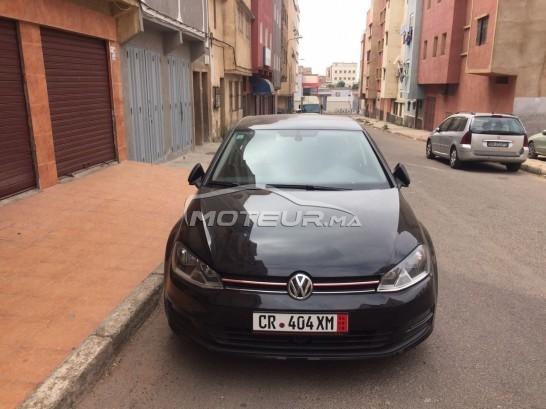 سيارة في المغرب فولكزفاكن جولف 7 Bluemotion - 235598