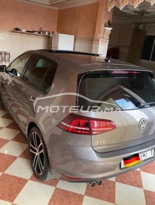 Voiture Volkswagen Golf 7 2014 à nador  Diesel  - 8 chevaux