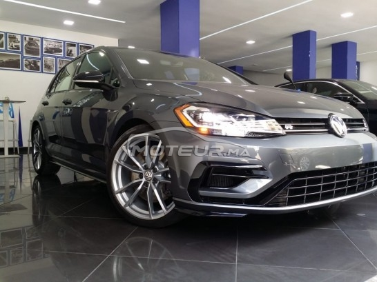 VOLKSWAGEN Golf 7 R 4motion مستعملة