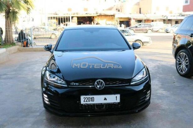 Voiture au Maroc VOLKSWAGEN Golf 7 Gtd - 171224
