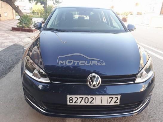 سيارة في المغرب VOLKSWAGEN Golf 7 2.0 tdi bluemotion 150 cv - 186080