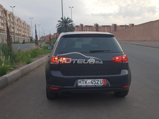 سيارة في المغرب فولكزفاكن جولف 7 2.0 tdi bluemotion confortline - 173313